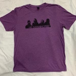 Rushmore Tee Purple