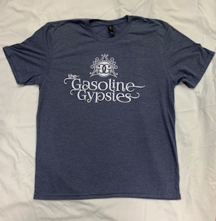 Gasoline Gypsies Logo Tee