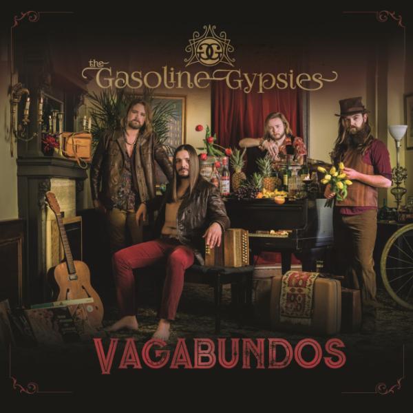 Vagabundos Album Cover